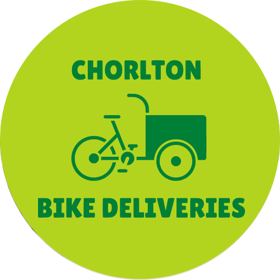 Chorlton Bike Deliveries logo