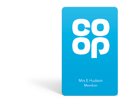 Co-op card